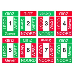 Stickers voor bridgeboards