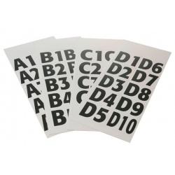 Stickers voor tafelbladen