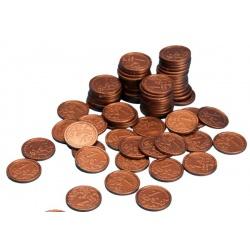 Nepgeld 1 eurocent munt