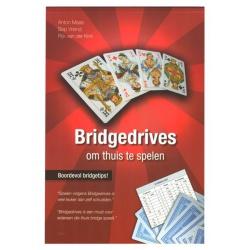 Beste bridgedrives om thuis te spelen (rood)