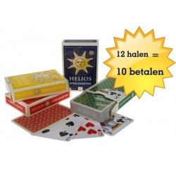 Helios 12 pack, 12 halen is 10 betalen