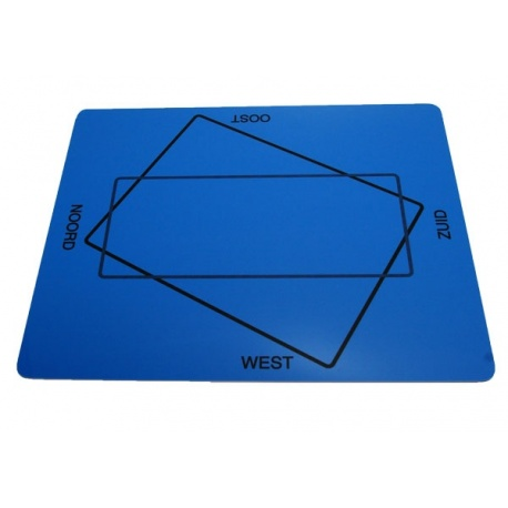 Kunststof tafelblad met opdruk