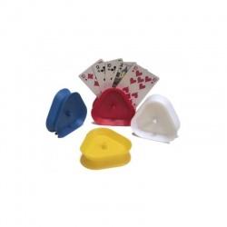 speelkaartenhouder driehoek