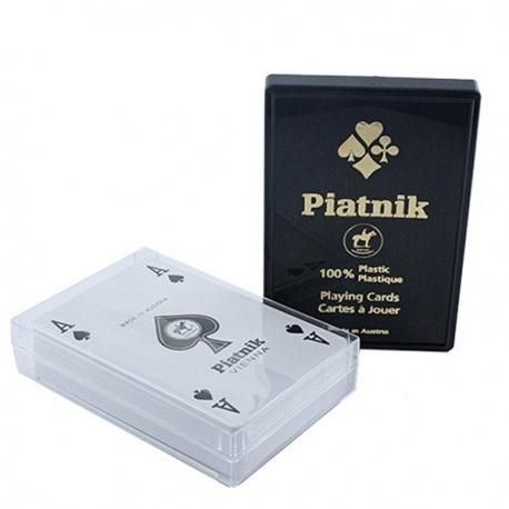 Piatnik plastic speelkaarten