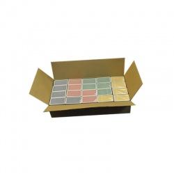 Doos met 100 pakjes Nemo Speelkaarten 4 kleuren mix
