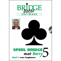 DVD-CD Speel bridge met Berry 5
